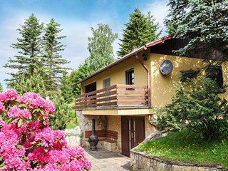 Nice home in Goldlauter-Heidersbach w/ Sauna, WiFi and 2 Bedrooms (DTH932)