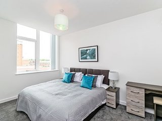 Apt 20 City Suites - 1 bed - City Suites