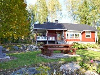 Saviniemi Holiday Home Sleeps 8 - 5046280