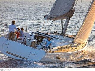 Sailboat Jeanneau 519 in Corfu with skipper