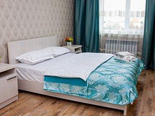 Супер комфортная 2х комнатная квартира в центре Алматы в ЖК Москва