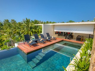 Choeng Mon Beach Villa Sleeps 6 with Pool - 5777994