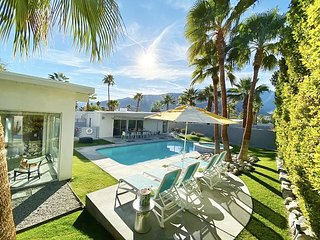 Twenty Three Palms - Featured on Modernism Week Home Tour!