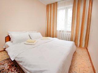 Просторная и уютная 2х комнатная квартира в центре Алматы