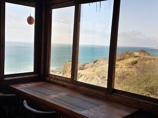 Acogedora Casita frente al mar