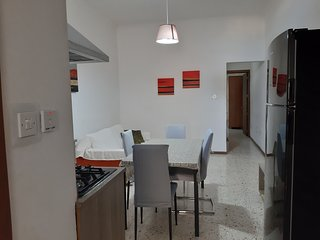Central St Julian's, 2 bedroom & Enjoying a Large Terrace