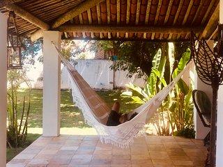 FORTALEZA Brazil Villa on the beach 20 km from the city in a fisherman village