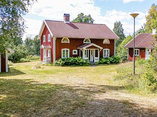 Stunning home in Lammhult w/ Sauna and 4 Bedrooms (S25306)