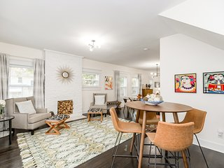 Historic Gem with Mid-century interior touches!