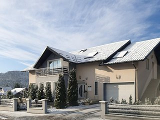 Stunning home in Ravna Gora w/ Jacuzzi, WiFi and 5 Bedrooms (CKB239)