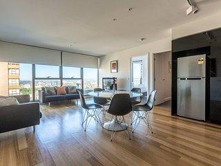Modern Bright Apartment Cbd 2 Bed 2 Bath