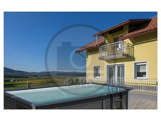 Awesome home in Ogulin w/ Outdoor swimming pool, WiFi and 3 Bedrooms (CCL096)
