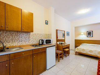One-bedroom apartment for up to 4 persons