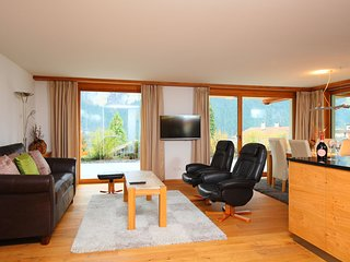 Beautiful apartment in Grindelwald w/ WiFi, WiFi and 3 Bedrooms