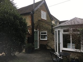 Victorian stable house, South Downs, Liss, near Petersfield, Hants