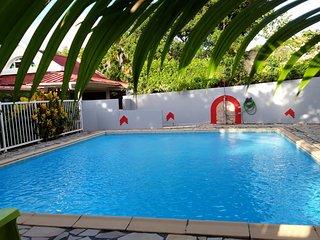 TK09 - Appartement 2/4 personnes, terrasse privative, résidence avec piscine