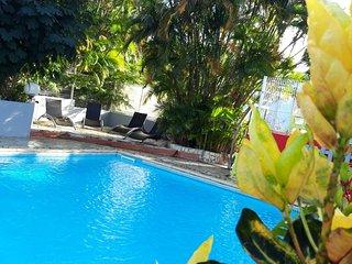 TK05 - Appartement 2/4 personnes, terrasse privative, résidence avec piscine
