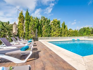 Santa Margalida Holiday Home Sleeps 6 with Pool Air Con and WiFi - 5828085
