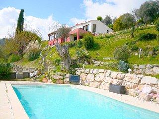 Appart dans Villa avec Terrasse Privée & Piscine