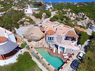 Villa Aphrodite - villa con piscina cerca del mar