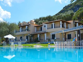 Rising Sun Benitses Tsaki Corfu Greece (Two Bedroom Apartment)