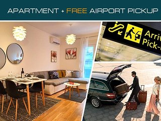 Atlas Apartments PG + Free Airport transports