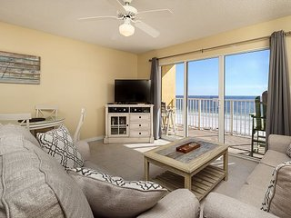 Gulf Dunes 406: AWESOME VIEWS, FREE BEACH CHAIRS, FREE SNORKELING!