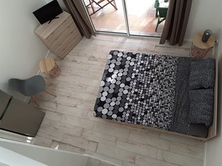 TK10 - Appartement pour 2 personnes, terrasse privative, résidence avec piscine