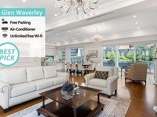 Luxury Style With Design &Cozy 7 BEDs House  VGW036