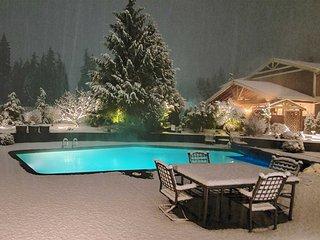 Luxury Home w/ Backyard Oasis - Near Seattle!