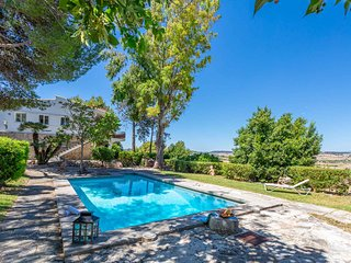 Villa Ca s´Advocat. Stylish villa with spectacular views and swimming pool.