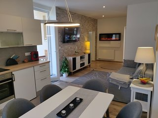 Luxery Spa apartment in the center of the city with parking