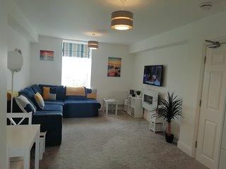 Rhodri Apartment - Sea Views and Sun Terrace