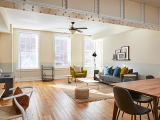 Domio   Old City   Warm 1 BR near the Liberty Bell
