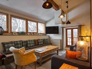 High Rimaye - Superbe loft renovation with views of the Mont Blanc Massif