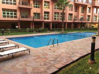 Appartement avec piscine en face du musée Yves Saint Laurent