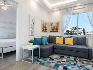 Modern & Compact One-Bed Apartment in Barcelona