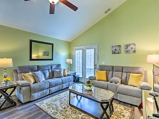 NEW! Charming Southern Retreat w/ Community Pool