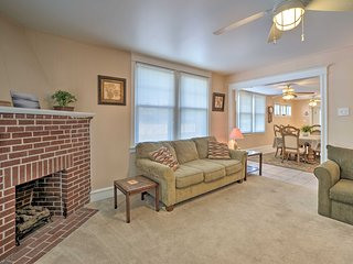 NEW! Ocean City Abode w/Direct Beach Access & Deck