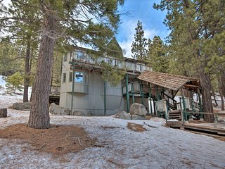 Stateline Ski Base: 1 Acre - Walk to Lodge & Lift!