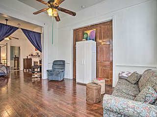 NEW! Large House w/ Yard - 2 Mi to French Quarter!