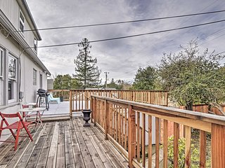 NEW! Freshly Remodeled Hilltop Home in Bay Area!