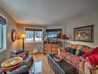 NEW! Rustic Red Lodge Home - 7 Miles to Ski Area!
