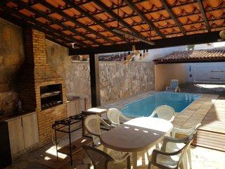 3 quartos com piscina e churrasqueira em Arraial do Cabo