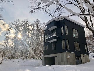Year Round Chalet with Impressive Mt. Yotei Views