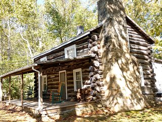 Rose River Cabin on Rose River by Shenandoah National Park