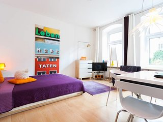 Gesundbrunnen Studio Apartment