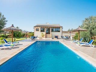 FINCA CALDERITX - Villa for 6 people in Ariany