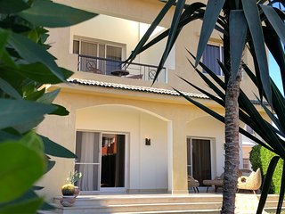 PHARAONIC HOLIDAY / ALL-INCLUSIVE VACATION IN 1/2 VILLA FOR 2 PAX /IN 5-STAR HOTEL