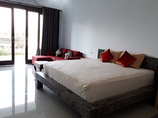 Jumahe Home's located on central bukit in south kuta which surrounded by beach.